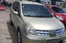 Nissan Grand Livina 2008 SUV Beige For Sale