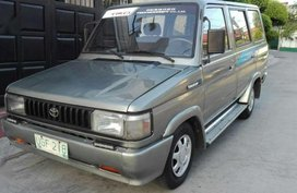 1996 Toyota Tamaraw Fx GL Power Steering For Sale