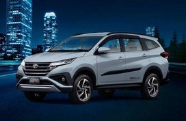 Toyota Rush 2018 is now available for reservations in the Philippines