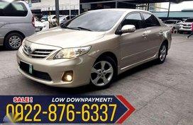 2011 Toyota Altis for sale