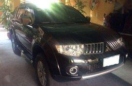 Mitsubishi Montero 2011 Gls V Black SUV For Sale