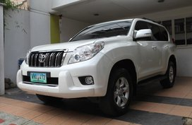 2013 Toyota Landcruiser Land Cruiser Prado Dubai Diesel 35tkms P2578m for sale