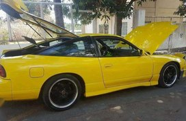 1997 Nissan Silvia 180Sx FOR SALE