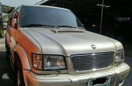 2003 Isuzu Trooper Sky Proof Automatic Diesel for sale