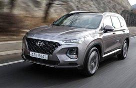 2019 Hyundai Santa Fe, Tucson, Kona Electric to debut in the US