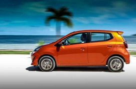 Toyota Wigo Price in the Philippines - 2019