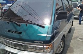 1999 Nissan Vanette GREEN FOR SALE