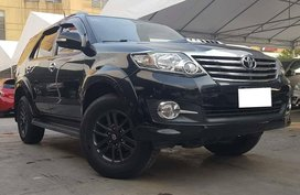 2015 Toyota Fortuner 4X2 2.5 G Diesel Automatic for sale