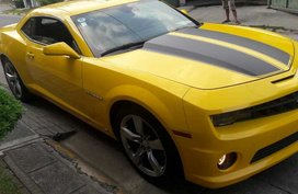 2010 Chevrolet Camaro SS Transformer (BumbleBee) Edition for sale