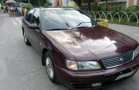 red nissan cefiro manual transmission best prices for sale philippines rh philkotse com Nissan Cefiro A33 Nissan Cefiro A33