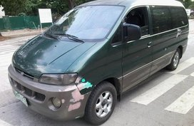 1998 Hyundai STAREX Jumbo Diesel AUTOMATIC p165T for sale