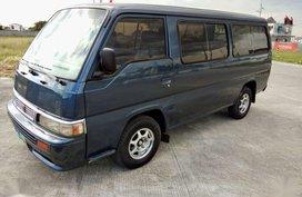 Nissan Urvan vx 2013 rush for sale
