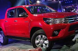 New Toyota Hilux 2018 best prices for sale - Philippines