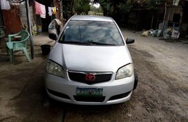 Toyota Vios 1.3 manual 2004 for sale