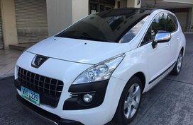 2013 Peugeot 3008 for sale