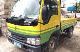Mazda Titan dash dropside single tire for sale