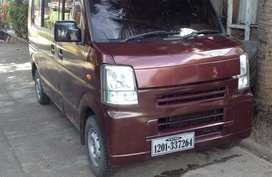 For sale 2017 Suzuki Multicab DA64V or Transformer Van