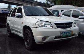 2006 Mazda Tribute 23 Automatic Gas Automobilico SM City Bicutan for sale