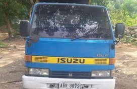Isuzu Elf mini dump truck 2014 for sale