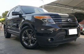 2013 Ford Explorer 2.0 Ecoboost Limited Edition AT for sale