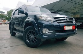 2015 Toyota Fortuner 2.5 4X2 V Diesel Automatic for sale