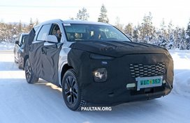 Upcoming 8-seat Hyundai SUV to be named Hyundai Palisade 2018?