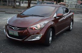 Hyundai Elantra 2012 A/T for sale