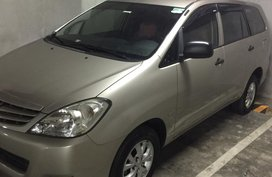 Like new Toyota Innova 2011 E Gas Automatic - RUSH SALE for sale