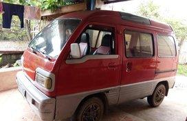 Almost brand new Suzuki Multi-Cab Gasoline 2005 for sale