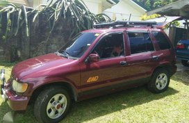 Well-maintained Kia Sportage 1996 for sale