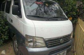 Nissan Urvan state 2013 FOR SALE