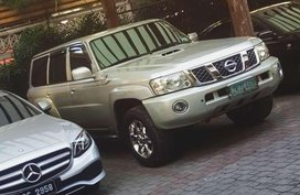 2007 Nissan Patrol Super Safari 4x4 for sale