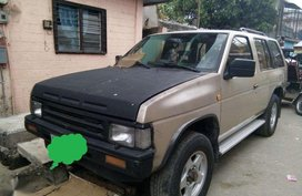NISSAN TERRANO TD27 engine turbo diesel 4x4 matic allpower 2002 mdl for sale