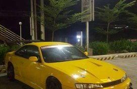 Nissan Silvia s14 98 for sale