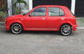 Well-kept Nissan Verita 2002 for sale