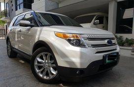 Well-kept Ford Explorer 2012 for sale