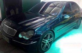 2000 Mercedez Benz C200 Kompressor