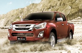 Isuzu D-Max Price in the Philippines - 2019