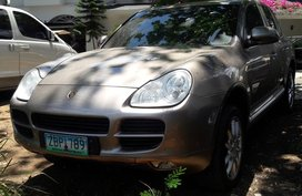 Well-maintained Porsche Cayenne S 2005 for sale