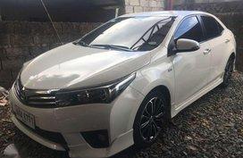 2015 Toyota Altis for sale