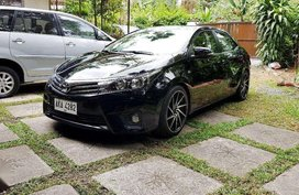 2015 Toyota Altis G MT Loaded Owner Seller not honda mitsubishi nissan SUV