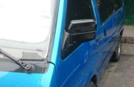 Nissan Vanette Largo 2000 Blue Van For Sale