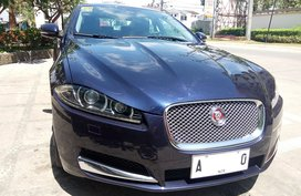 Well-kept Jaguar XF 2015 for sale