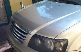ford escape xls 2007 silver SUV AT for sale