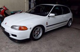 Honda INTEGRA hatchback 1994 EG SR3 FOR SALE