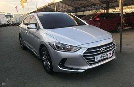 2016 Hyundai Elantra GL Automatic 1.6L Silver