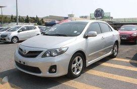2013 Toyota Corolla 2.0V FOR SALE