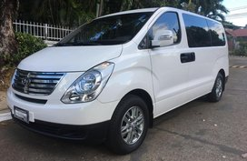 2015 Hyundai Grand Starex for sale