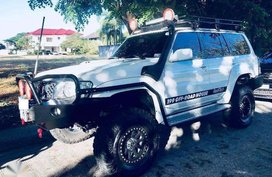 2007 Nissan Patrol Super Safari MONSTER TRUCK