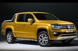 A beefier Volkswagen Amarok to be released later this year